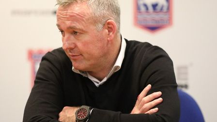 Paul Lambert hopes to strengthen his struggling Ipswich Town squad early in the January transfer win
