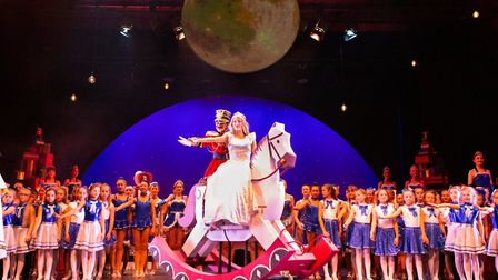 The Co-op Juniors are staging their version of The Nutcracker as this year's Christmas Spectacular a