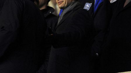 Ipswich Town's debt - owed exclusively to owner Marcus Evans - has soared to �95.5m. Picture: PAGEPI