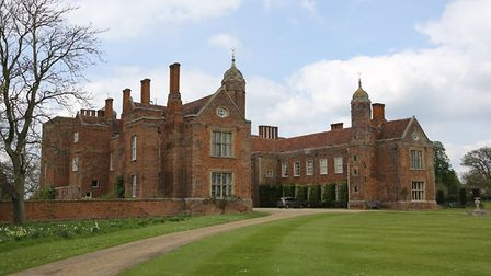 Melford Hall. Picture: ARCHANT ARCHIVE