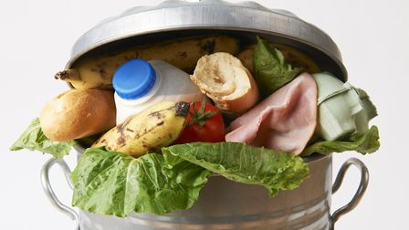 Suffolk households throw away 52,000 tonnes of food each year according to Suffolk County Council