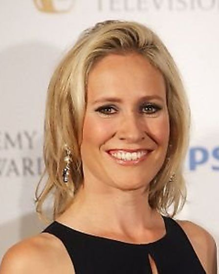 Sophie Raworth. Picture: THEATRE ROYAL