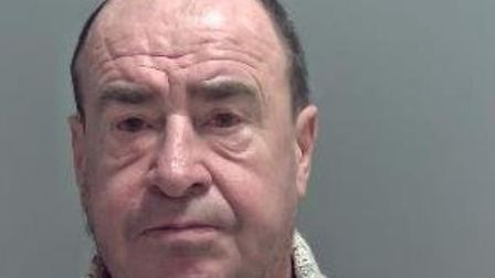 Martin Bolton has been jailed for four months. Photo: SUFFOLK POLICE
