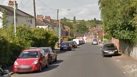 The incident happened in Crowland Road, Haverhill Picture: GOOGLE MAPS