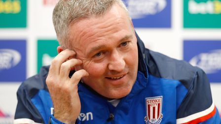 Paul Lambert spent the first five months of this year in charge of Stoke City. Photo: PA