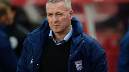 Paul Lambert insisted Ipswich Town are 'so, so close to being a top side' following Saturday's 2-0 d