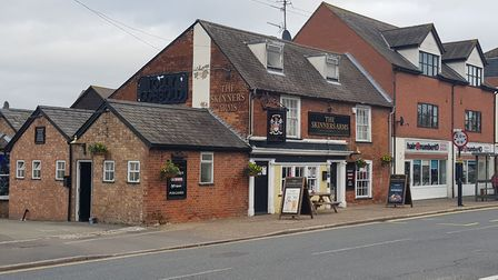 The Skinners Arms, in Lawford Picture: EADT