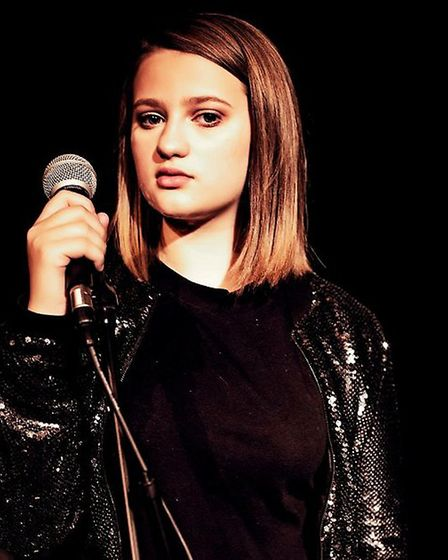 It has been quite a year for Sudbury singer/songwriter Phoebe Austin Picture: SUPPLIED BY FAMILY