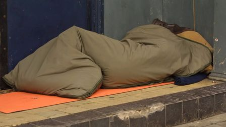West Suffolk councils will not be opening a night shelter this winter Picture: GETTYIMAGES/iSTOCKPHO