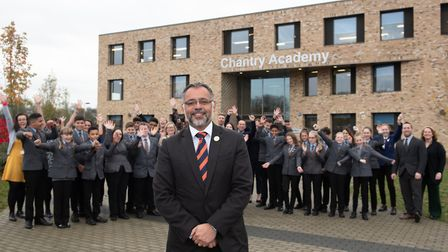 Chantry Academy, which recently received a 'good' Ofsted report, has reported success in its social