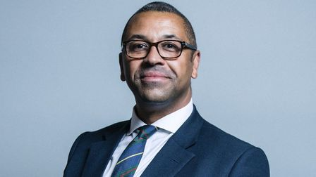 Braintree MP and deputy Tory chairman James Cleverly. Picture: House of Commons