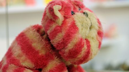 Bagpuss was co-created by George Lansbury's grandson, Oliver Postgate. Picture: SARAH LUCY BROWN