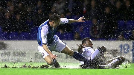 On this day in 2000, Town's match with Man City match was abandoned due to rain in the first half,