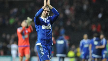 In 2015, Brett Pitman scored the only goal in the win at MK Dons