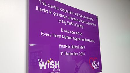 State-of-the-art cardiac centre has been opened at the West Suffolk Hospital. Renowned Newmarket j