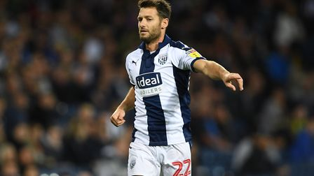 Former Norwich City (and Paul Lambert) favourite Wes Hoolahan is out of favour at West Brom... Photo