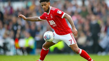 Liam Bridcutt, down the pecking order at Nottingham Forest, could be an ideal replacement for the in