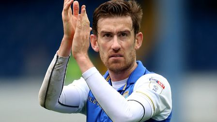 The experienced David Jones may be allowed to be move on from Sheffield Wednesday. Photo: PA