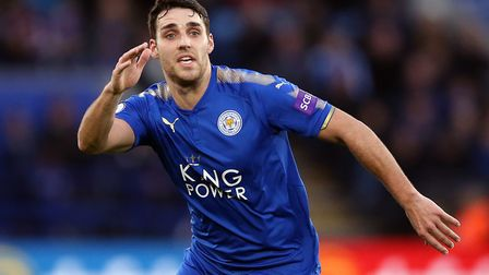 Leicester may loan out the talented Matty James again as he recovers from an Achilles injury. Photo: