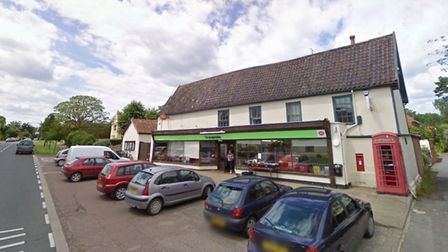 The Co Op in Laxfield Picture: GOOGLE MAPS
