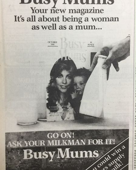Advert 5 of 6 - Busy mums