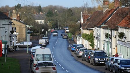 People living in Debenham objected to the plans for 295 new homes Picture: PHIL MORLEY