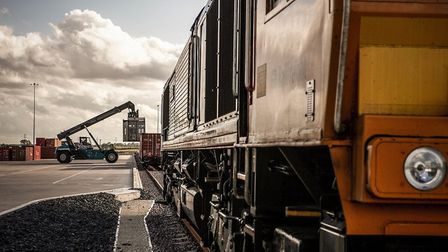 Ipswich logistics software firm Fargo Systems has a new client, iPort Rail Picture: ROSS VINCENT