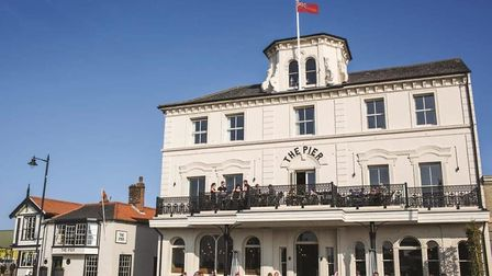 The Pier at Harwich Credit: Good Hotel Guide