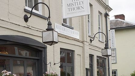 Mistley Thorn Credit: Good Hotel Guide