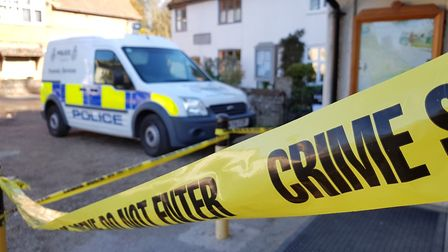 Scott Hyam, 32, of Ramsgate Drive, Ipswich, targeted Olde Forge Stores in Grundisburgh, a court hear