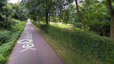 Residents are concerned about proposals to develop land at Brockford near Mendlesham. Picture: GOOGL
