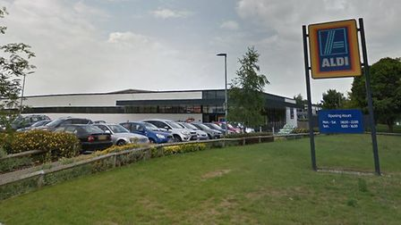 There could soon be another new Aldi in Suffolk - Aldi in Bury St Edmunds Picture: GOOGLE MAPS