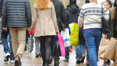 Shoppers will be able to find great savings from independent retailers in Ipswich town centre too. P