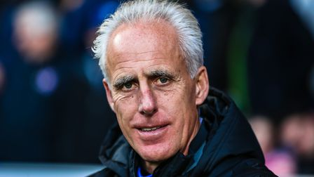 Mick McCarthy has been linked with the Republic of Ireland vacancy. Picture: Steve Waller www.step