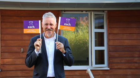 Griff Rhys Jones will perform a charity gig in aid of EACH Picture: MICHAEL JARVIS