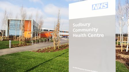 Campaigners would like NHS-owned land next to Sudbury Community Health Centre to be saved for the fu