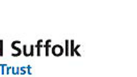 Norfolk and Suffolk NHS Trust logo. Picture: Norfolk and Suffolk NHS Trust