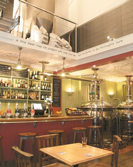 The Bar and Mezz at The Old Cannon