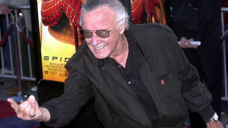 File photo dated 05/06/02 of Stan Lee, Stan Lee, the co-creator of Marvel Comics, who has died aged