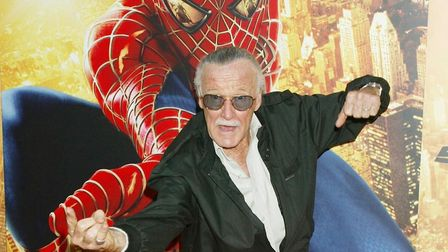 File photo dated 22/06/04 of Stan Lee, Stan Lee, the co-creator of Marvel Comics, who has died aged