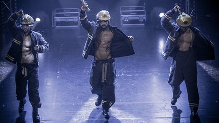 The Dreamboys on tour. Picture:@Dreamboys/S.Cheverst Photography