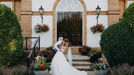 A wedding at Bedford Lodge Hotel and Spa Picture: BEDFORD LODGE HOTEL