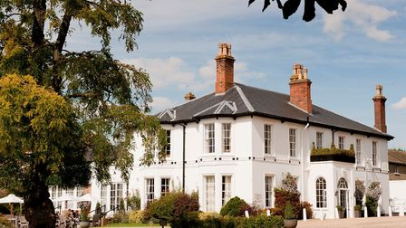Bedford Lodge Hotel & Spa in Newmarket. Picture: BEDFORD LODGE HOTEL