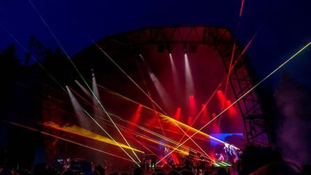 Forest Live 2018 at Thetford Forest Credit: Lee Blanchflower