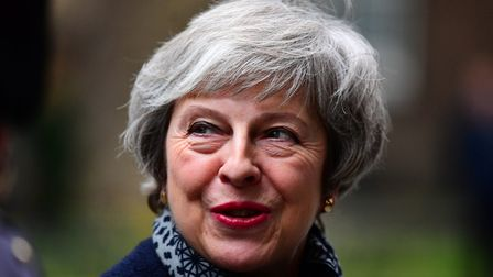 Theresa May suffered a humiliating defeat in a vote for her Brexit plan. Picture: VICTORIA JONES/ PA