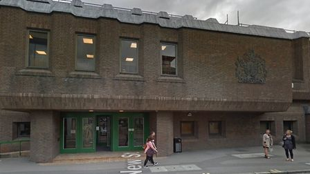 Claydon was handed two-week sentence at Chelmsford Crown Court Picture: GOOGLE MAPS