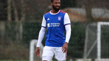 Janoi Donacien hasn't featured in a match day squad since the start of December. Photo: Ross Halls