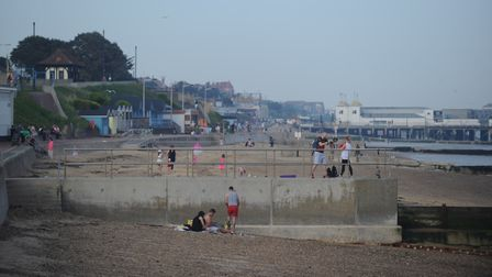 Clacton seafront will play host to a ceremony to mark Holocaust Memorial Day. Picture: SIMON PARKER