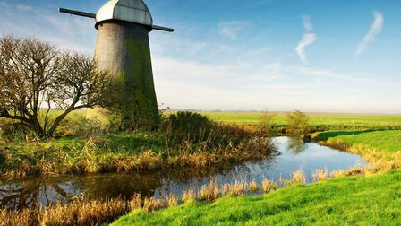 The Tide Jetty, a story of the Norfolk and Suffolk Broads, is Eastern Angles spring tour for 2019 Ph