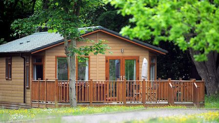 Dream Lodge Group at Norfolk Park. Picture: Gregg Brown